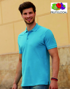 POLO FRUIT OF THE LOOM 551.01 UOMO