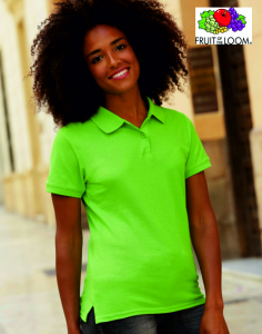 POLO FRUIT OF THE LOOM 528.01 DONNA