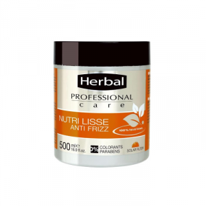 Herbal Hispania Mask Nutri Lisse 500ml