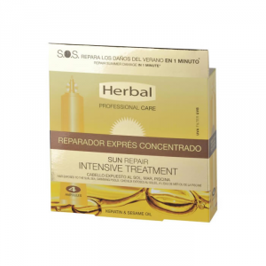 Herbal Hispania Sun Repair Intensive Treatment Pack 4 Ampoules