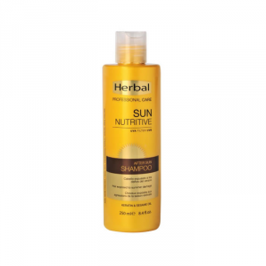 Herbal Hispania After Sun Nutritive Shampoo 250ml