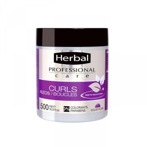 Herbal Hispania Mask Curls 500ml