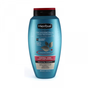 Herbal Hispania Shampoo Hair Loss Control 500ml