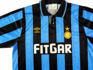 1991-92 Inter Maglia Home L