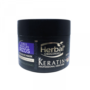 Herbal Hispania Keratin Curls Intensive Mask 300ml