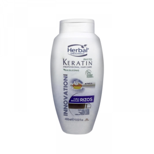 Herbal Hispania Keratin Curls Express Mask 400ml