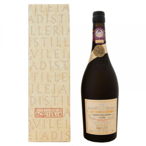 Grappa Centenara-Ris. 10 anni- Distilleria Aquileia (UD)