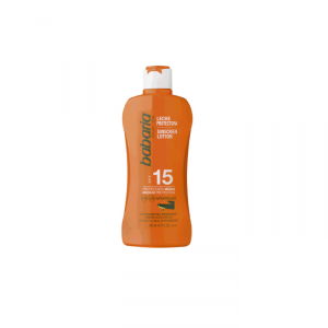 Babaria Sunscreen Lotion Spf15 Aloe Vera 200ml