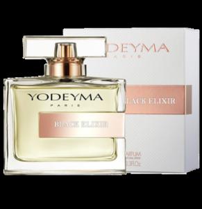 Yodeyma BLACK ELIXIR Eau de Parfum 100 ml profumo donna