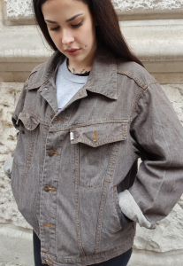 Giubbotto Jeans vintage 90's Americanino