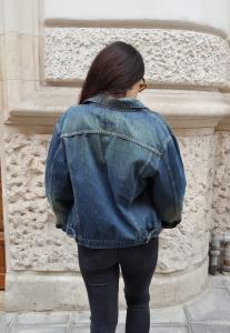 Giubbotto Jeans vintage 90's Roy Rogers
