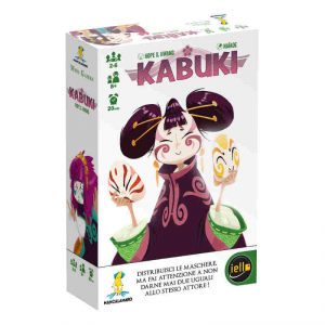 Kabuki Gioco da tavolo Edizione Italiana MANCALAMARO