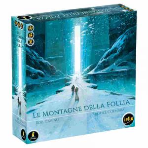Le Montagne della Follia Gioco da tavolo Edizione Italiana MANCALAMARO