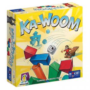 Kawoom Gioco da tavolo Edizione Italiana MANCALAMARO