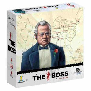 The Boss Gioco da tavolo Edizione Italiana MANCALAMARO