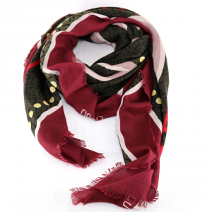 Headscarf Liu Jo MILANO A68249 T0300 DARK RED