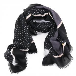 Headscarf Liu Jo LOGO A68250 T0300 NERO