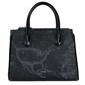 Hand and shoulder bag Alviero Martini 1A Classe GEO NIGHT GL62 9500 001 NERO