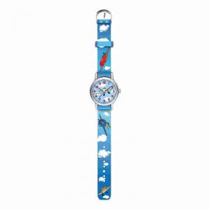 Orologio da polso per bambino - Aeroplano Kids Watch
