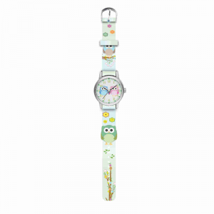 Orologio da polso per bambini - Gufo Kids Watch
