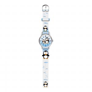 Orologio da polso per bambini - Pinguini Kids Watch