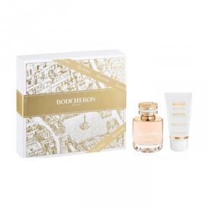 Boucheron Quatre Femme Eau De Parfum Spray 50ml Set 2 Parti 2018