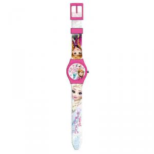 Orologio da polso per Ragazza Disney Frozen Elsa ed Anna