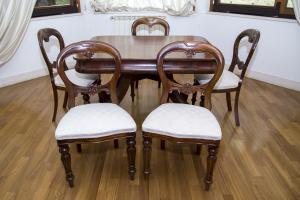 Lotto sedie Vittoriane
