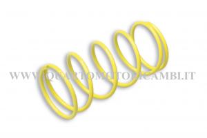 297045.Y0 Molla di contrasto variatore gialla (Ø esterno 53,50x115 mm - Ø filo 3,7 mm - k 3,8)