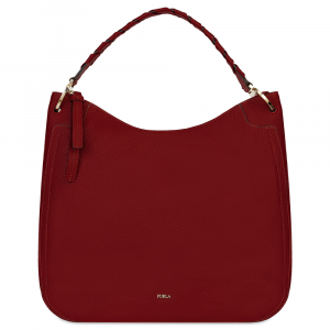 Hand and shoulder bag Furla MY PIPER 928209 CILIEGIA d