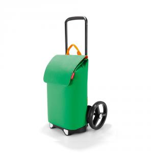 Reisenthel - Citycruiser - Set composto da struttura in plastica e borsone verde