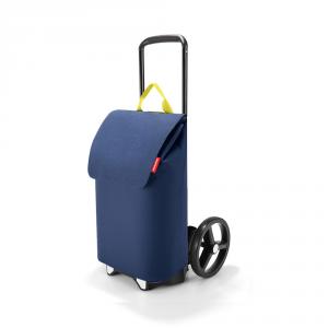 Reisenthel - Citycruiser - Set composto da struttura in plastica e borsone blu