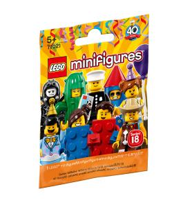 LEGO MINIFIGURES MAGGIO 2018 71021 - SERE 18: FESTA