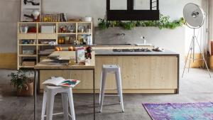 FLY05 cucina in legno