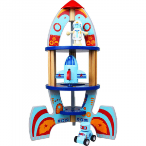 Razzo Qpack Rocket Ship - Udeas