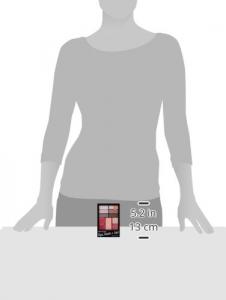 REVLON- Palette Set di Trucco, Occhi, Zigomi e Labbra Colore #300Berry in Love - 100 gr