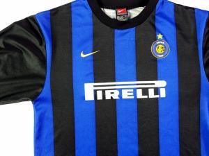 2000-01 Inter Maglia Home *Ragazzo