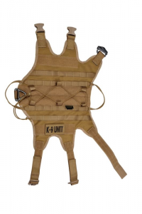 K 9 TIER Alpha Harness COYOTE