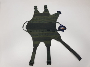 K 9 TIER ALPHA HARNESS OD