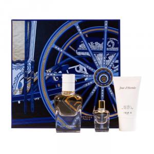 Hermès Jour d'Hermès Eau De Parfum Spray 50ml Set 3 Parti