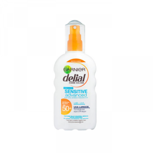 Delial Sensitive Advanced Spray Spf50 200ml