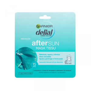 Delial After Sun Mask Tissu