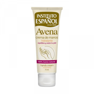 Instituto Español Avena Oats Hands Cream 75ml