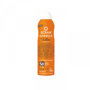 Ecran Sunscreen Tattoo Mist Spf50 250ml