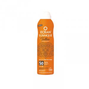 Ecran Sunscreen Tattoo Mist Spf50 250ml