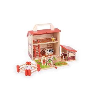 Fattoria portatile Boxset Fairy House Udeas