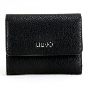 Woman wallet Liu Jo ISOLA N68165 E0033 NERO