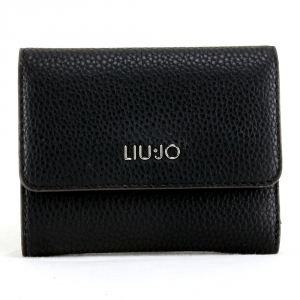 Portefeuille pour femme Liu Jo ISOLA N68165 E0033 NERO