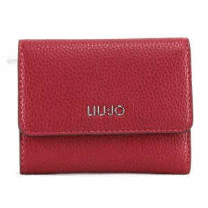 Portefeuille pour femme Liu Jo ISOLA N68165 E0033 RED