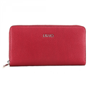 Portefeuille pour femme Liu Jo ISOLA N68174 E0033 RED